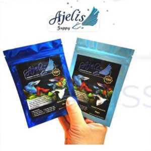 Ajelis Guppy Premium Fish Food