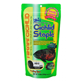 Hikari Cichlid staple Medium -250g by www.aquastore.in