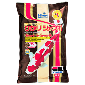 Hikari Hi-Growth Large Pellet -2Kg