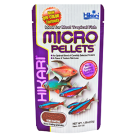 Hikari Tropical Micro Pellets -22g by www.aquastore.in