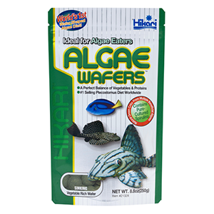 Hikari Tropical Algae Wafers -82g by www.aquastore.in