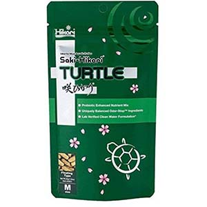 Saki Hikari Turtle Medium Long Pellet -200G