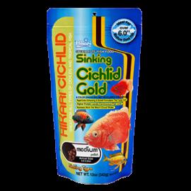 Hikari Cichlid Gold Sinking Medium -100g by www.aquastore.in