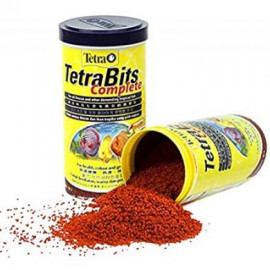 Tetra Bits (Original) Complete 300g/1000ml | Bio Active Formula by www.aquastore.in