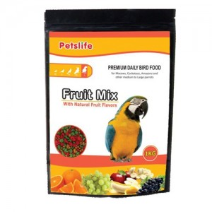 Petslife Fruit Mix - 400gm