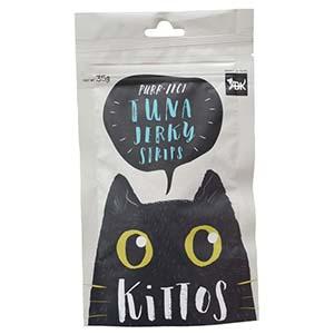 Kittos Tuna Jerky Strips