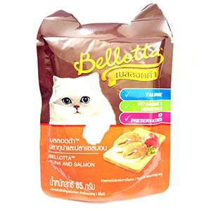 Bellotta Wet Cat Food Tuna and