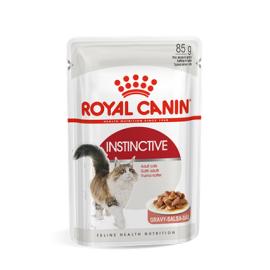Royal Canin Instinctive – 12 pouch