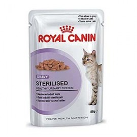 Royal Canin Sterilised – 12 pouch