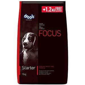 Drools Focus Starter - 1.2kg