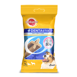 Pedigree Care and Treats DentaStix Adult Small Breed Oral Care- 7 pcs by www.aquastore.in