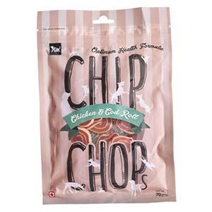 Chip Chops Chicken & Codfi