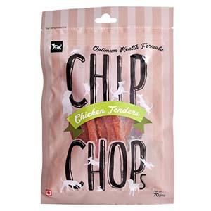 Chip Chops Chicken Tenders Sli