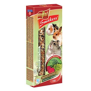 Vitapol VEGETABLE SMAKERS for Hamster 90 gm